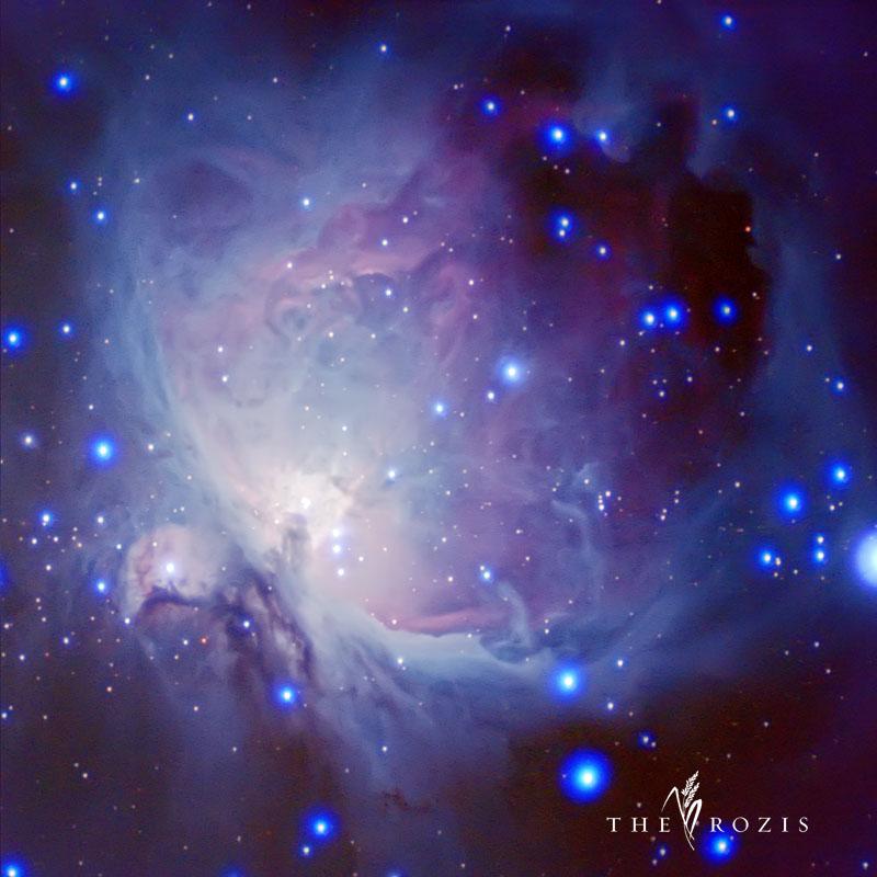 ƞ Orion multi imaging session from October 2014 - January 2015 Fotografer: Fadli Rozi Teleskop: f5 750mm CE Mount: Omni CG4 Kamera: 550D dan EOS M, no mod Lokasi: Halaman rumah, Ainslie Canberra