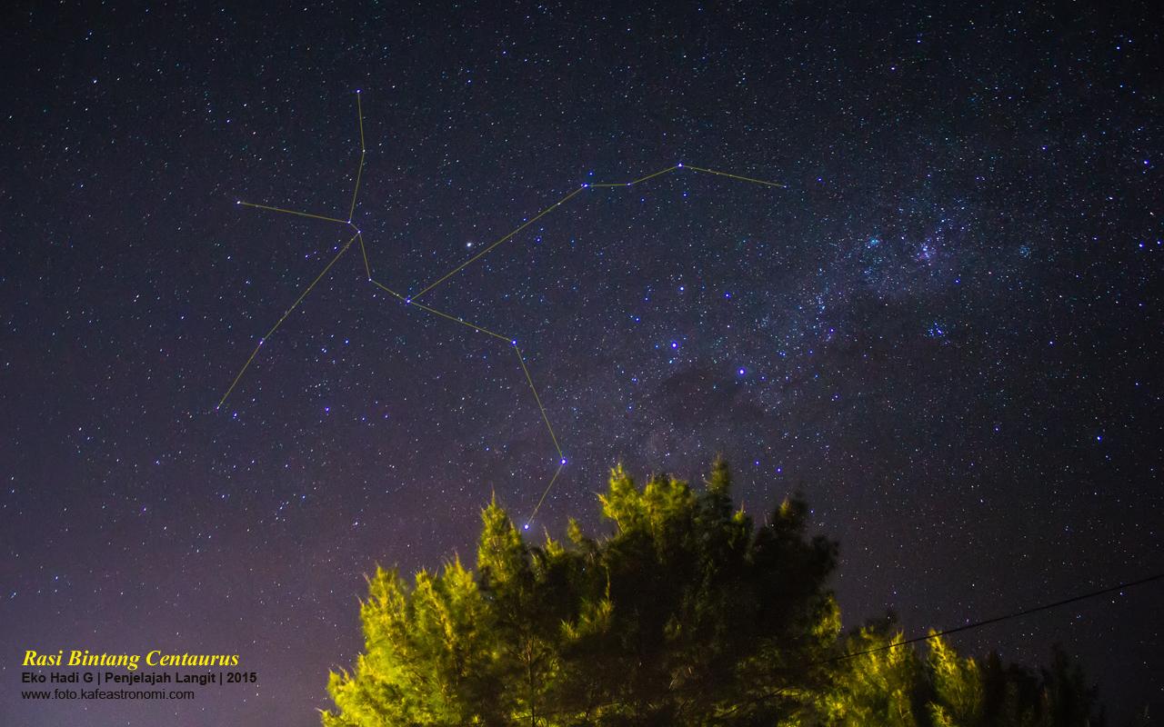 Rasi Bintang Centaurus