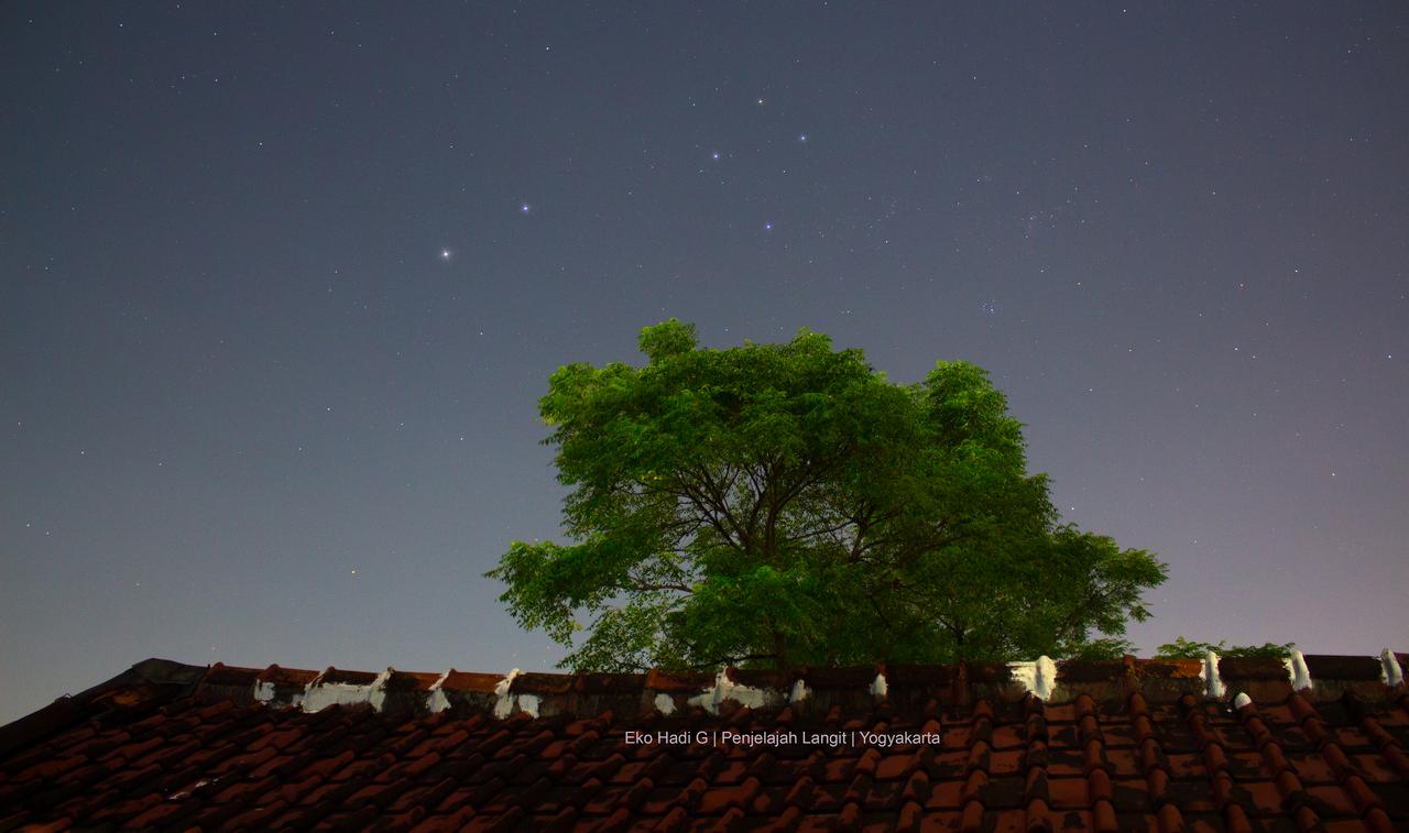Di Atas Atap Di Bawah Langit