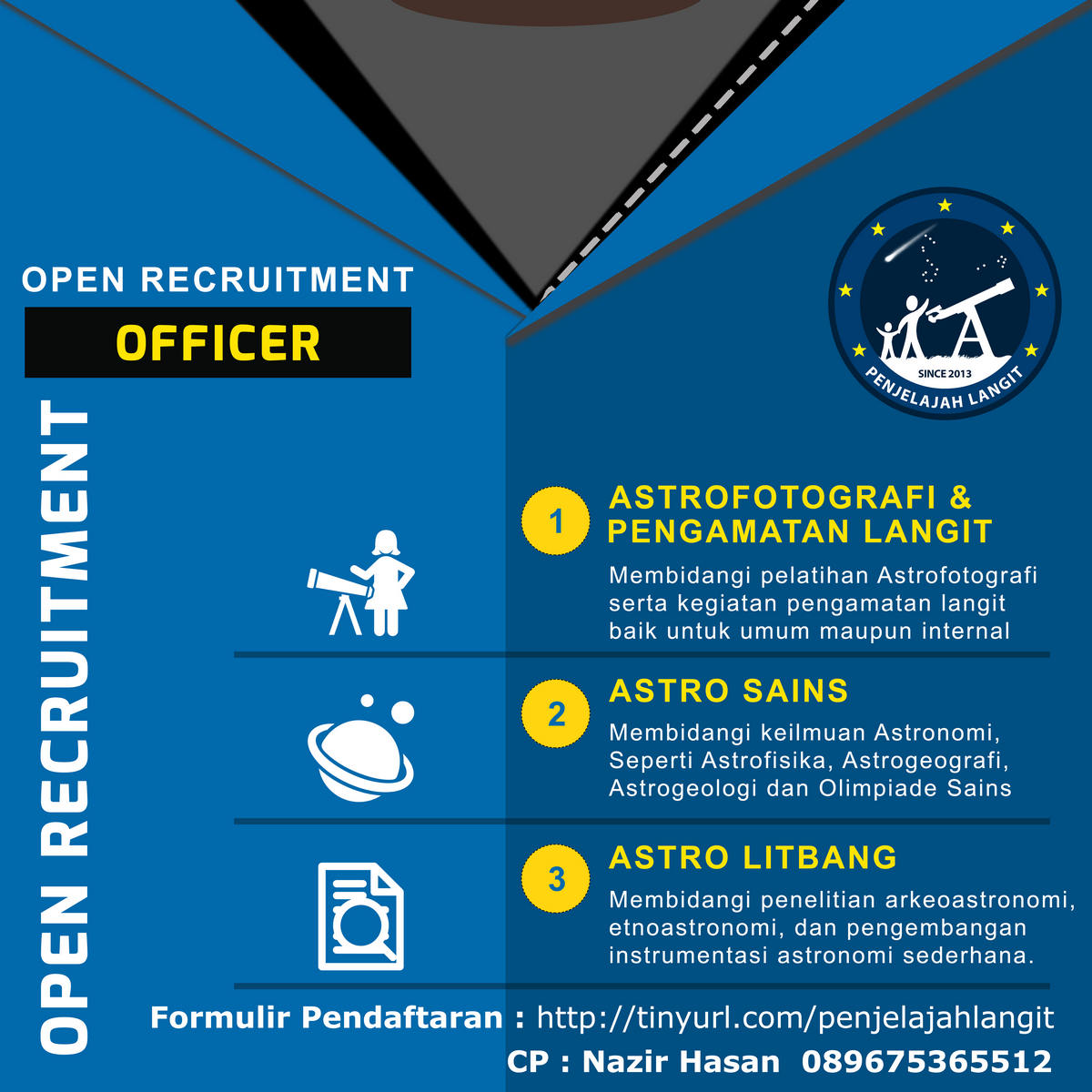 Open Recruitment Office