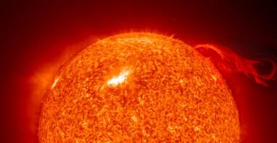 Aktiitas Matahari - Courtesy of SOHOEIT consortium