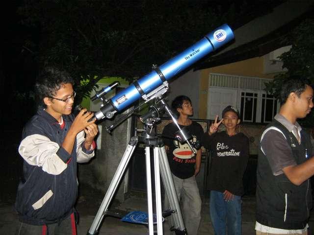 Observasi Earth Hour (1)
