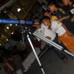 Menjelajah bulan bersama Masjid Gede Yogyakarta