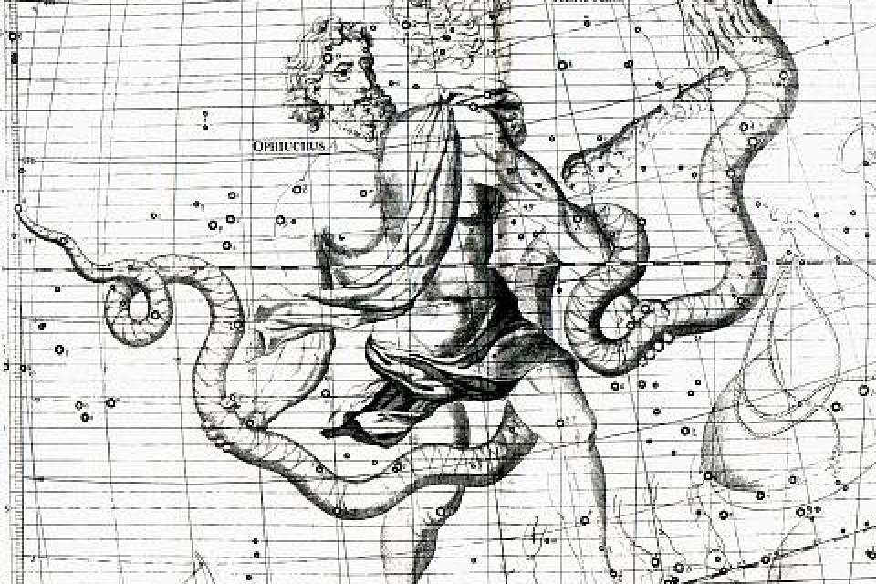 Ophiuchus Sang Pembawa Ular