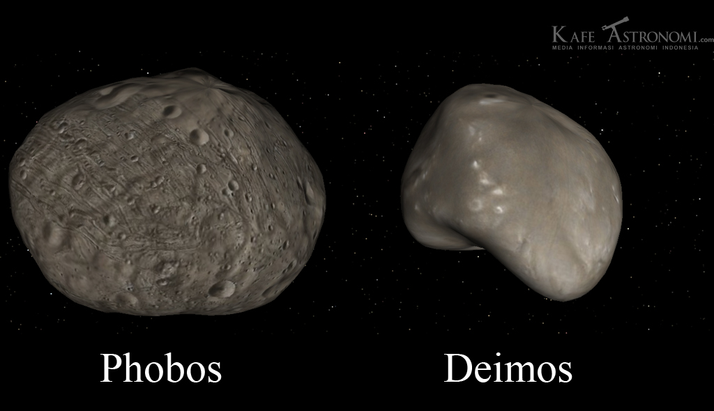 from mars moons phobos and deimos - photo #1