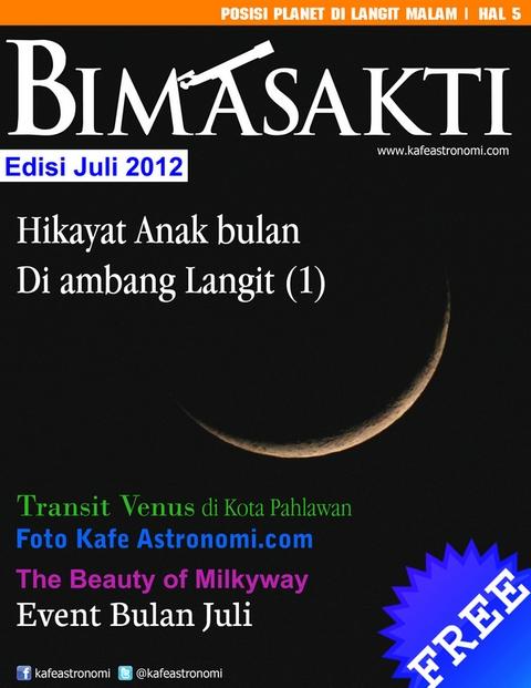 Majalah Astronomi Bimasakti