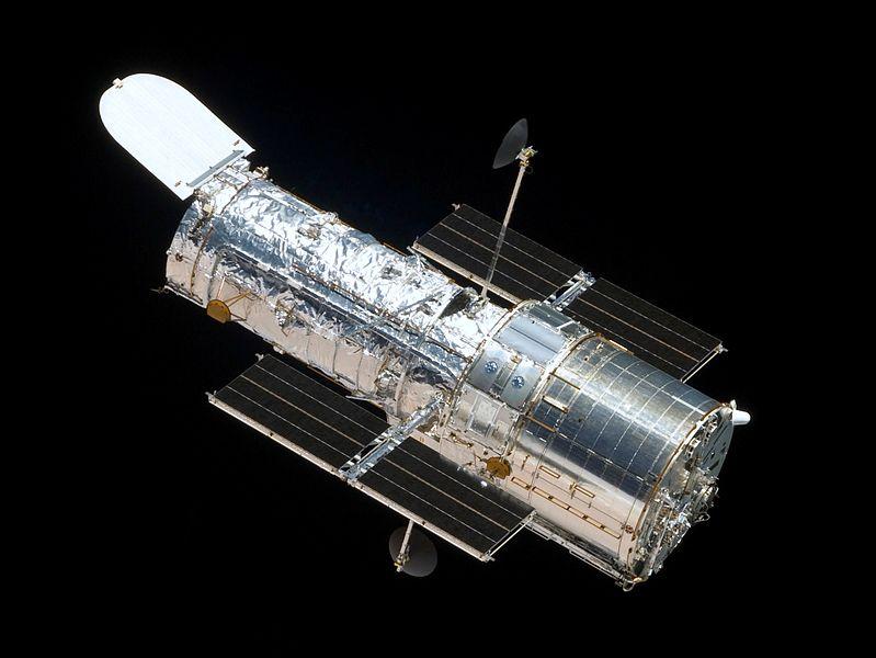 Teleskop luar angkasa Hubble. Credit : NASA.gov