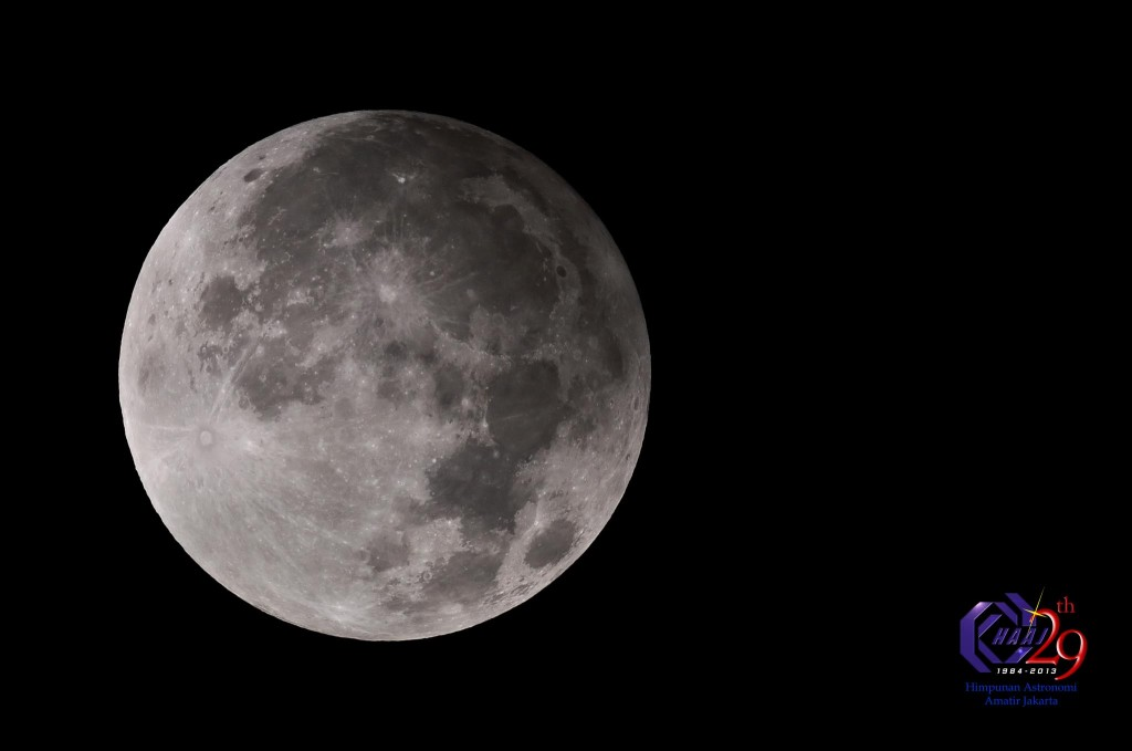 Astrofotografer : Muhammad Rayhan, 2013