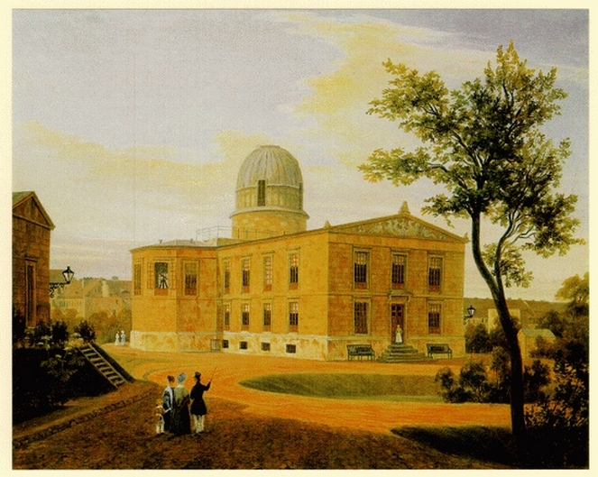 Observatorium Berlin tempat Neptunus ditemukan. Sumber : Leibniz-Institut für Astrophysik Potsdam