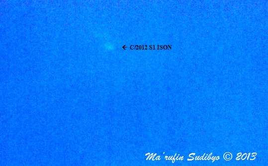Komet ISON - Ma'rufin Sudibyo