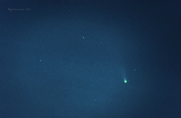 Komet ISON - Rayhan