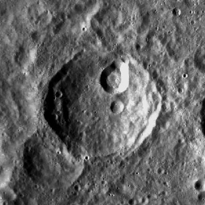 Namanya diabadikan di salah satu kawah bulan. Abu al-Wafa? crater atau Abul Wáfa adalah sebuah kawah yang terletak di dekat khatulistiwa bulan pada sisi jauh dari Bulan, dinamai dari matematikawan Persia dan astronom Abu al-Wafa?. Di sebelah timur adalah pasangan kawah Ctesibius dan Heron. Di timur laut terletak kawah yang lebih besar, yakni King, dan di barat daya adalah Vesalius. Sumber : Lunar Orbiter