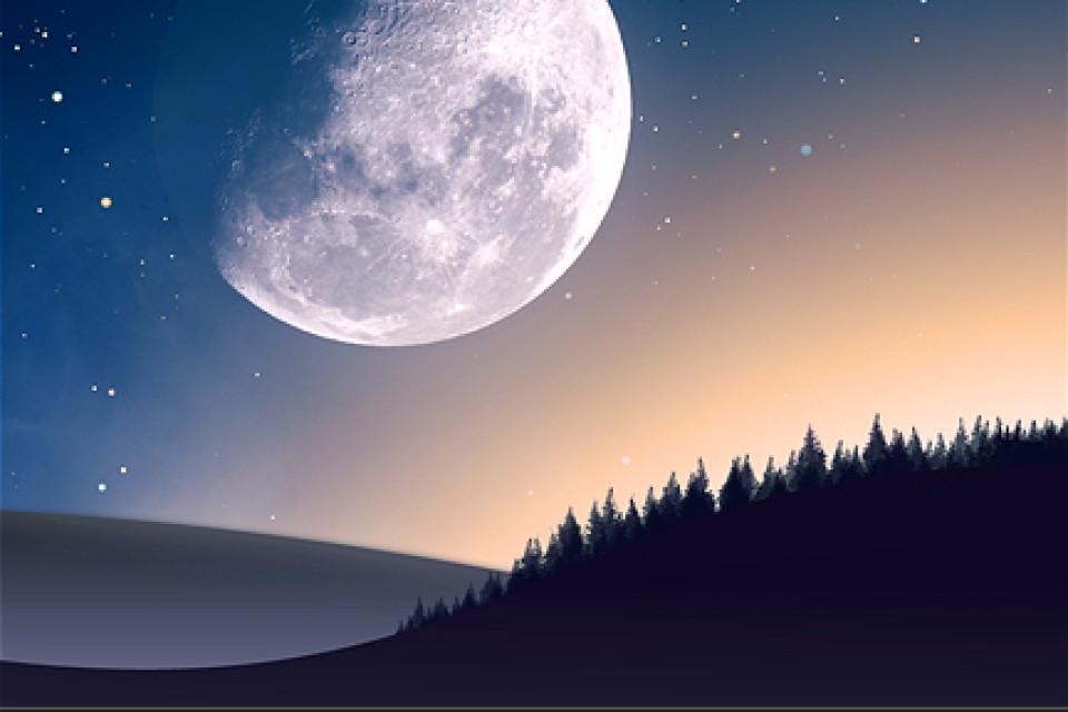 Menampilkan Waktu Terbit Tenggelam Matahari Pada Stellarium