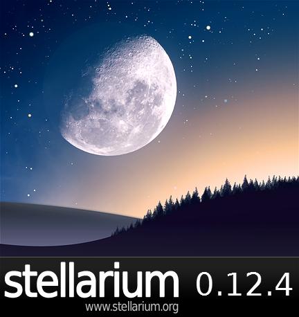 Stellarium Versi 0.12.4