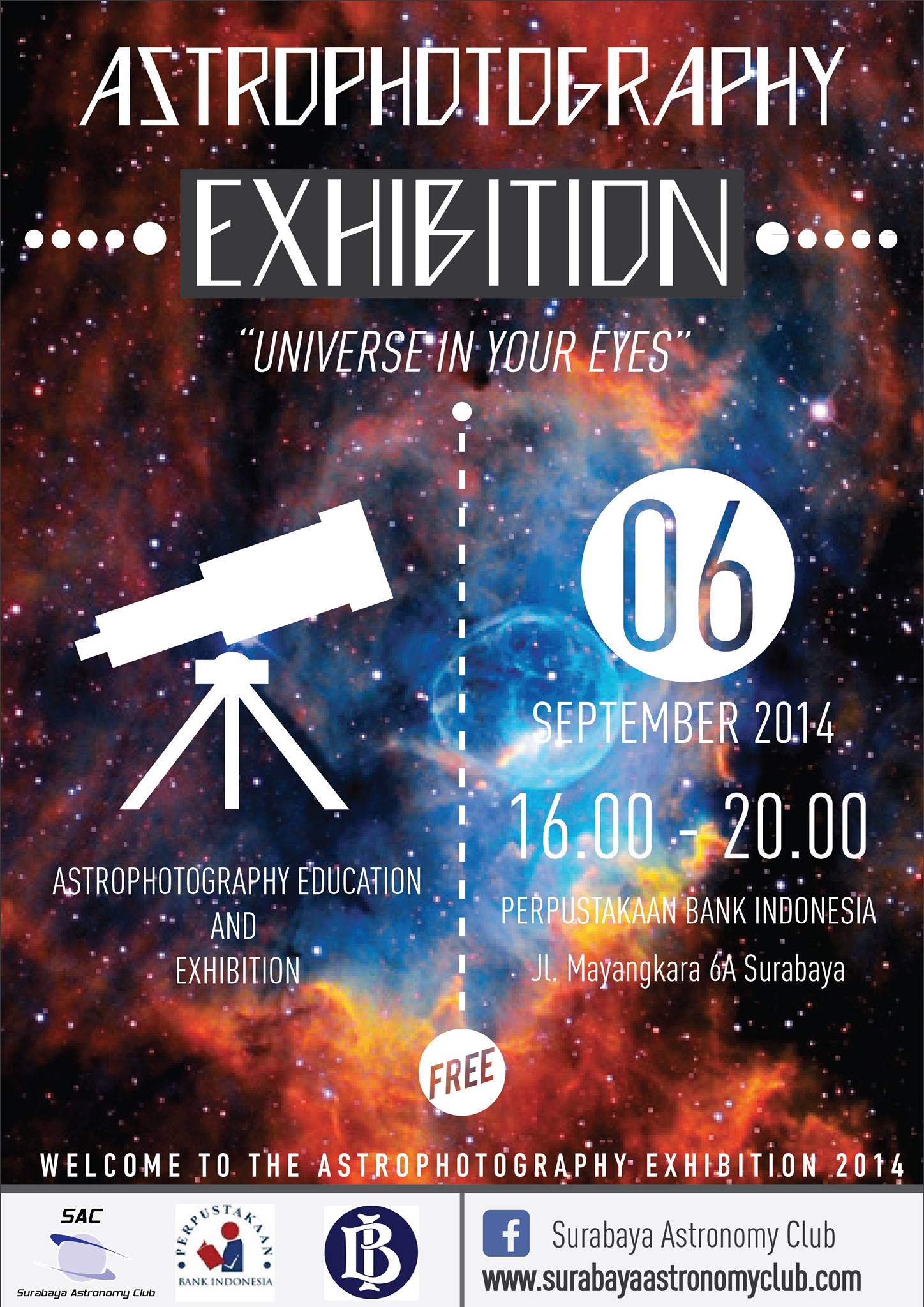 Universe in Your Eyes