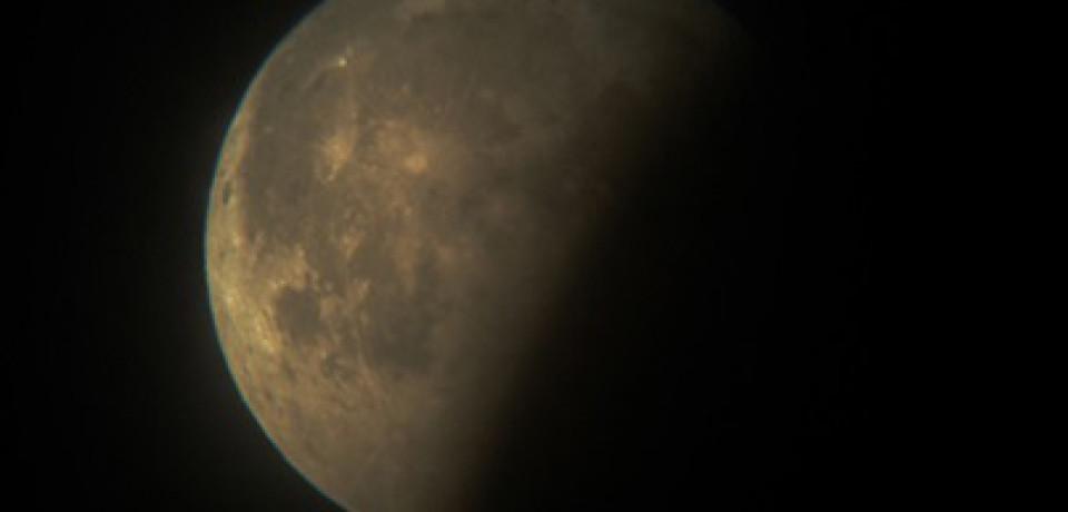 Menyongsong Gerhana Bulan Total 4 April 2015