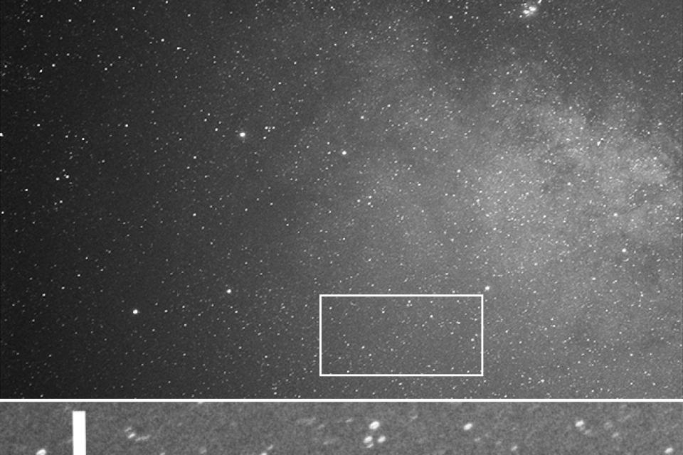 Cahaya Nova Sagittarii 2015 Melemah
