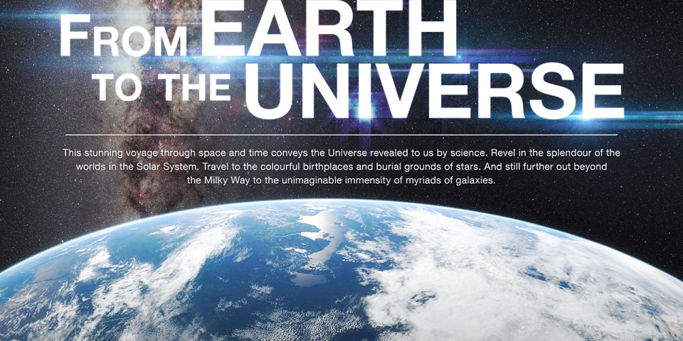 Review Film From Earth to the Universe