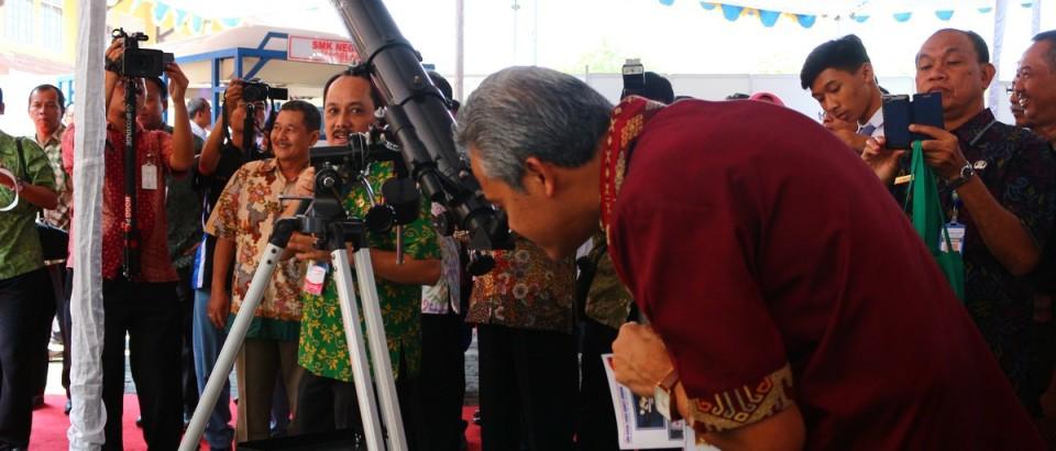 Sekilas IOAA 2015 dan Astronomy Expo