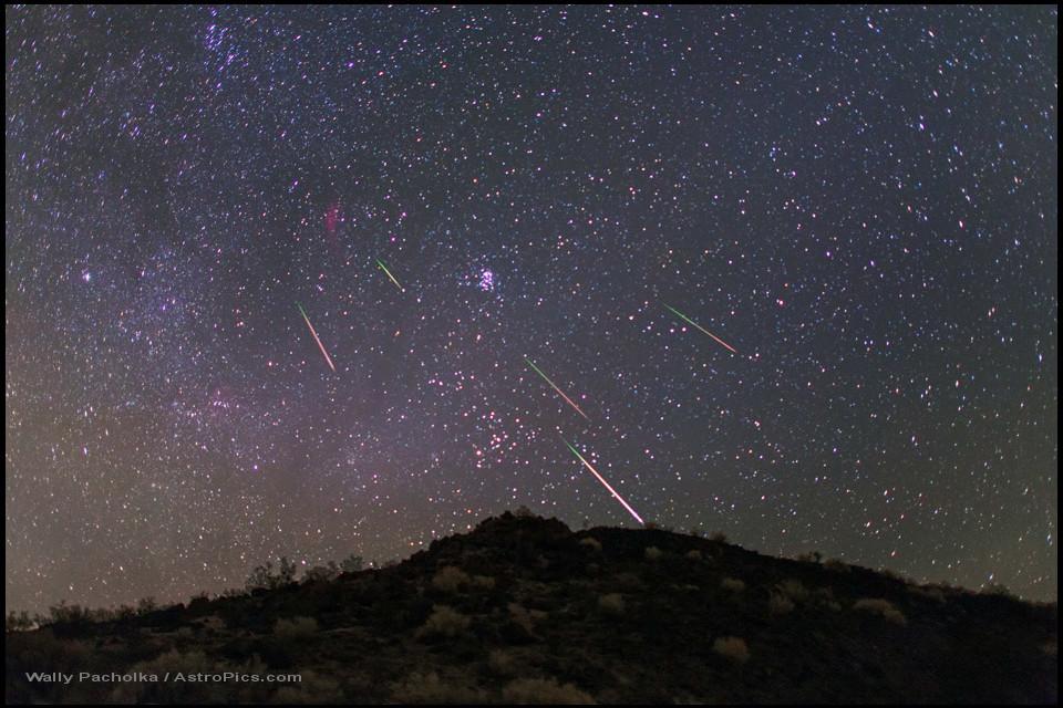 Kalender Peristiwa Astronomi Bulan Agustus 2015