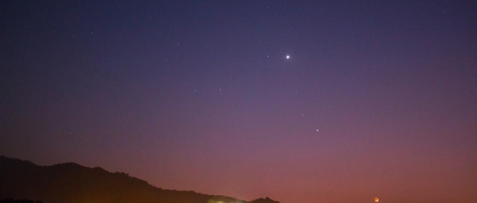 Peristiwa Astronomi Bulan November 2015