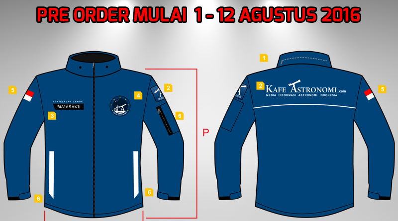 Open Pre Order Jaket PL Mulai Agustus 2016