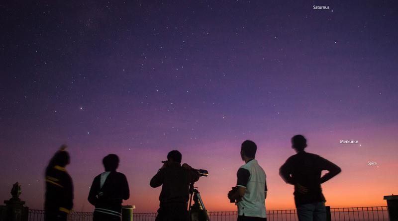 Peristiwa Astronomi Bulan Agustus 2016