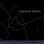 Hujan meteor awal tahun baru