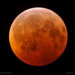 Gerhana Bulan Total 8 Oktober 2014