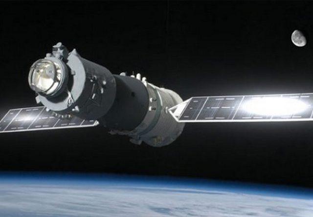 Mengenal Tiangong-1